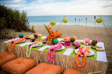 idea host a tropical book club party for the bungalow sarah jio