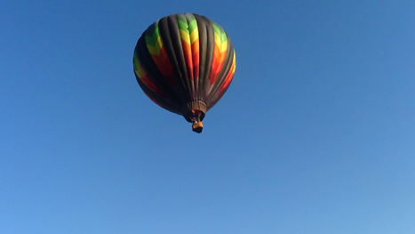 My Hot Air Balloon Adventure