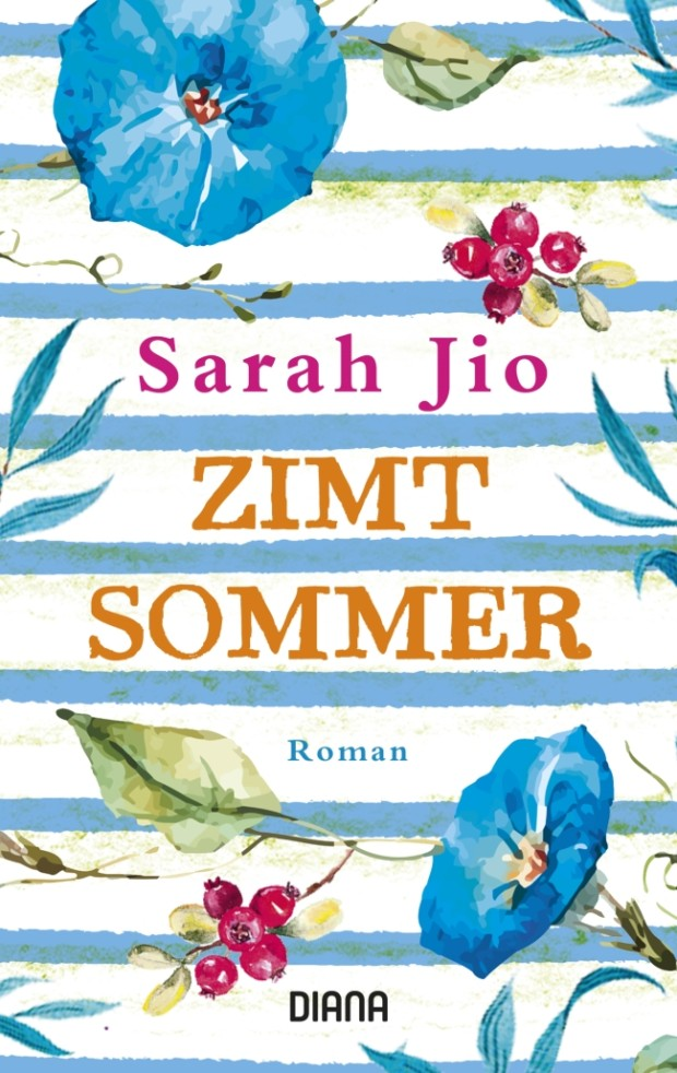 Sarah Jio, MORNING GLORY_German cover