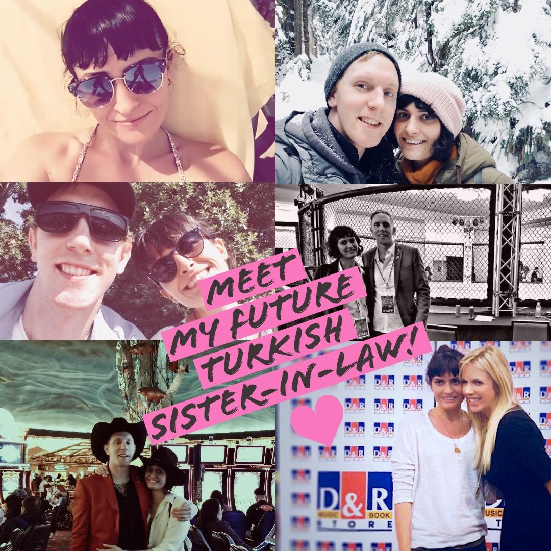 Meet My Future Turkish Sister-in-Law! - Sarah Jio
